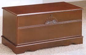 old cedar chest