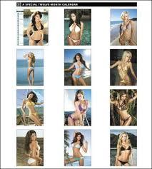 2009 maxim calendar