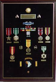 shadow boxes medals