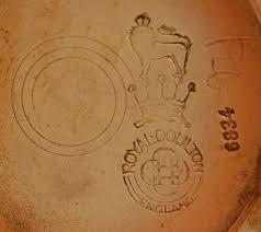 royal doulton marks