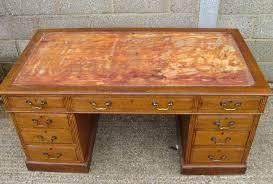 antique oak desks