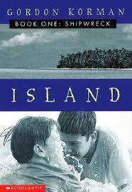 island book one shipwreck