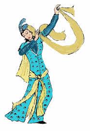 persian costumes
