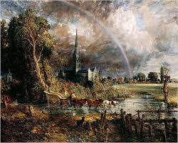 paintings by john constable