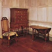 american colonial furniture