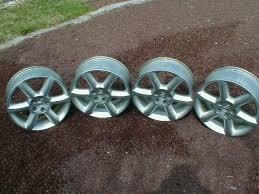 2004 nissan maxima wheels