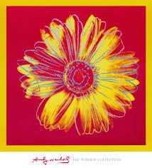 andy warhol daisy prints