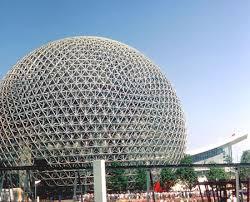 buckminster fuller geodesic domes