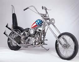 easy rider captain america bike