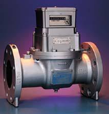 turbine gas meters