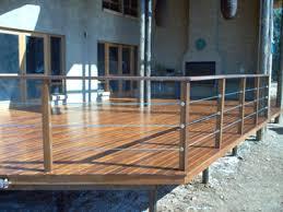deck balustrades