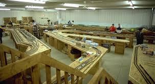 ho trains layouts