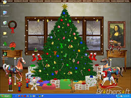 christmas tree for desktop