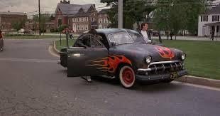 1951 ford car