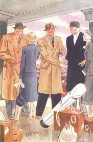 covert overcoat