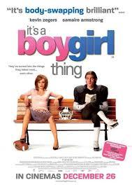 a girl boy thing