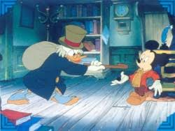 mickey mouse scrooge