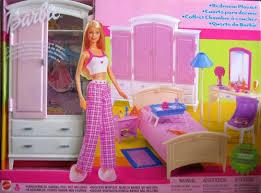 barbie bed room