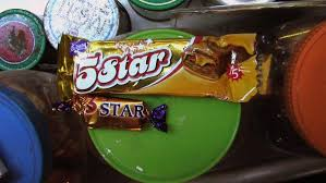 five star chocolate