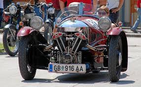morgan three wheelers
