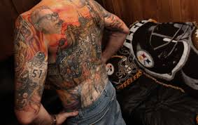 pittsburgh steelers tattoo