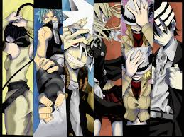 Anime Soul_eater_w3_1600x1200