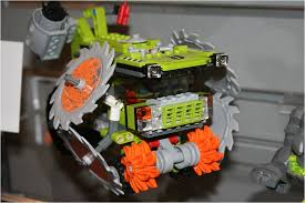 new lego power miners