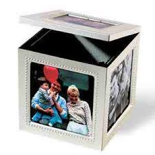 photo cube box