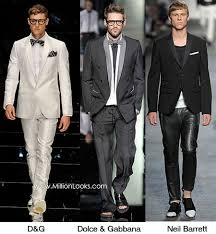 fashion men summer 2009