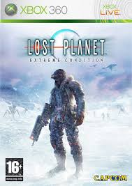 The Xbox Republic's Games Lost-Planet-Extreme-Condition-Pack