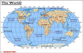 geography of the world