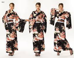 japanese geisha kimono
