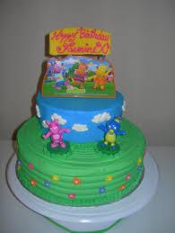 backyardigan cake ideas