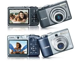 canon ps a1000is
