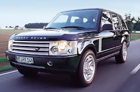 range rover vogue 2001
