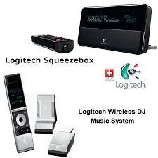 logitech music
