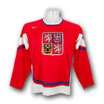 czech hockey jersey