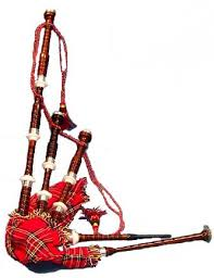 bagpipes of scotland