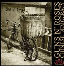 cd guns n roses chinese democracy