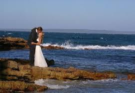 beach romantic