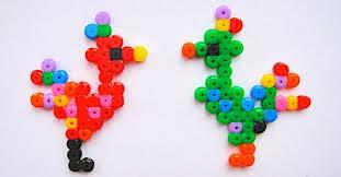 hama bead pictures
