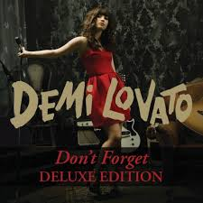 demi lovato dont forget deluxe