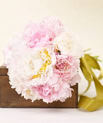pink peony bouquets
