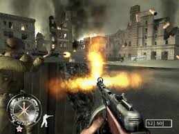 call of duty gamecube