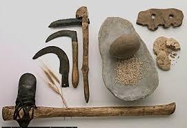 neolitico paleolitico