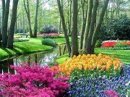 gardens in holland
