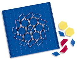 geoboard patterns