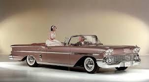 chevrolet impala 58