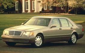 1996 mercedes s600