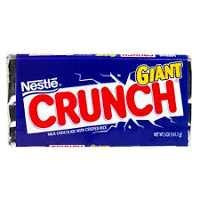 giant crunch bar